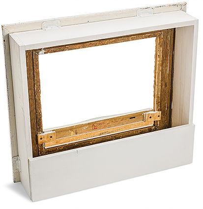 frame planter back