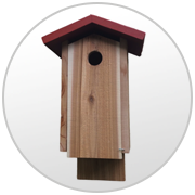 Hip Roof Birdhouse Link