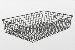 steel basket link image