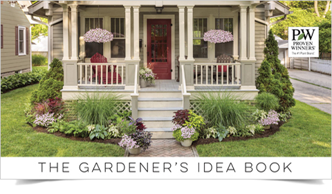 gardener's idea book cover image